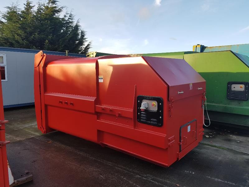Portable Waste Compactors