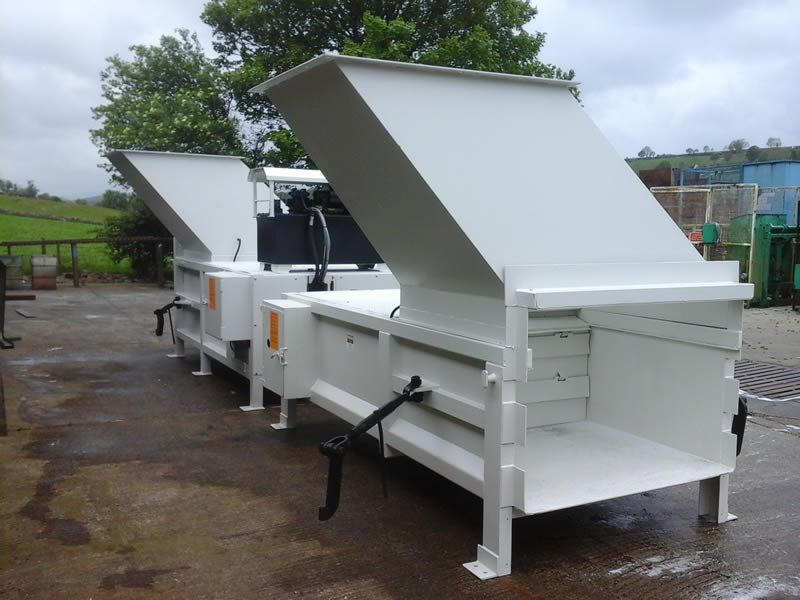 Static Waste Compactors